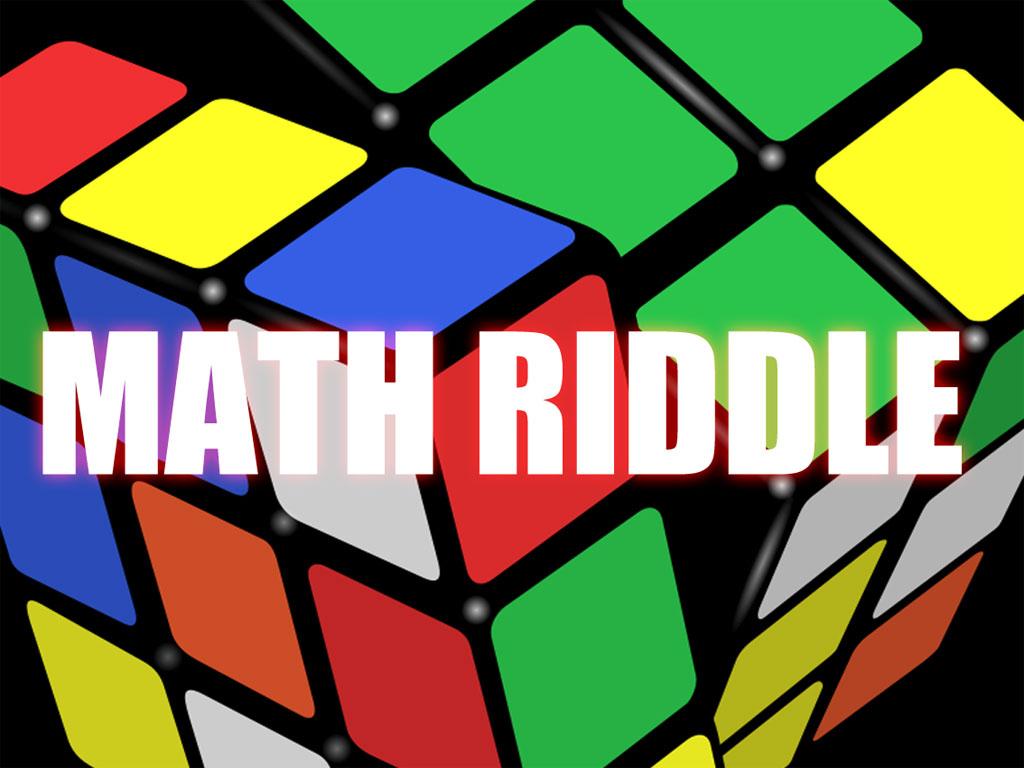 Math-riddle