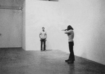 Chris Burden 'Shoot'