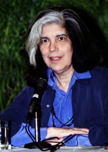 Susan Sontag, 1994.