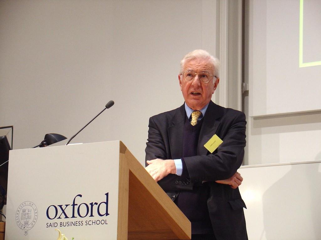 Richard Layard, 2006